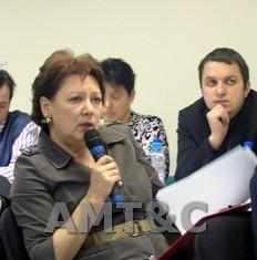 Образовательный семинар группы АМТ&С - Демеш