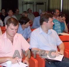 Очередной образовательный семинар АМТ&C