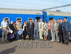 Технический семинар сотрудников Группы Компаний AMT&C