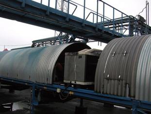 Металлодетекторы для добывающих и транспортирующих отраслей промышленности